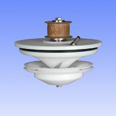 Rotor spray buse