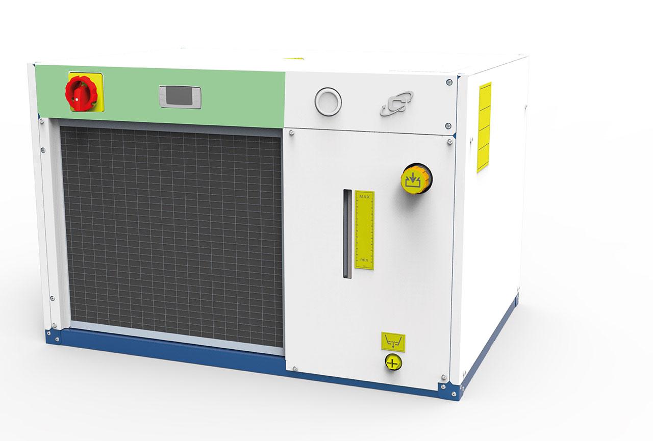 Nouveaux refroidisseurs de liquide WLA Compact